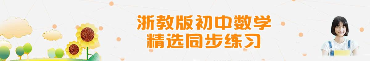 2021浙教版初中数学七年级下册同步练习精选(共28套打包)大图