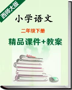 西师大版语文二年级下册精品教学资源