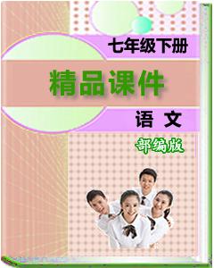 部编教材初中语文七年级下册精品课件