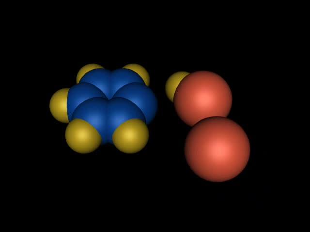 鲁科版高中化学(必修2)《苯与溴的取代反应》》avi实验视频.avi
