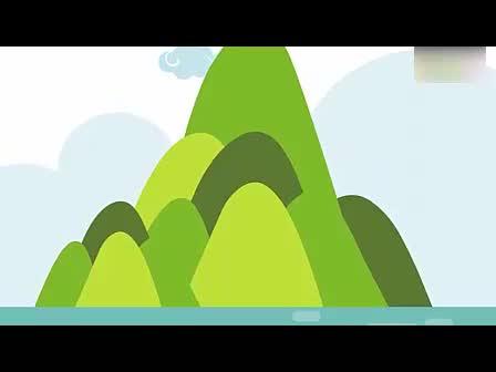 长春版语文三年级上册7-1《题西林壁》视频素材.mp4