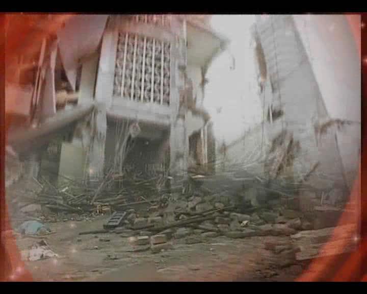 冀教版道德与法治二年级上册第12课《在灾害面前课:汶川大地震》视频素材.wmv