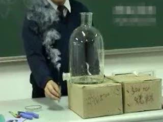 浙教版科学八年级上册2.1《大气层》空气对流视频.wmv