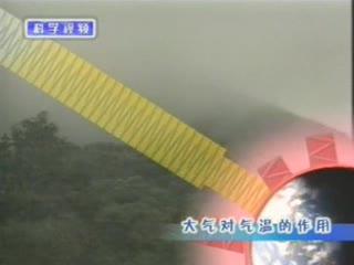 浙教版科学八年级上册2.1《大气层》大气对气温的作用视频.wmv