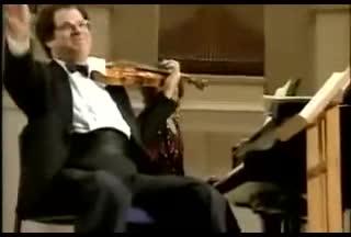 湘艺版音乐八上第六单元《如歌的行板》小提琴独奏.mp4