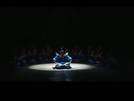 湘艺版音乐九下第五单元《牧歌》蒙古舞.avi