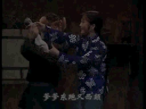 花城版音乐七上第5单元《白毛女欢欢喜喜过个年》视频.avi