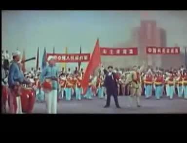 花城版音乐九上第4单元《七律·人民解放军占领南京》视频.mp4
