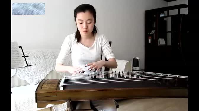 花城版音乐九上第1单元《将军令》视频.mp4
