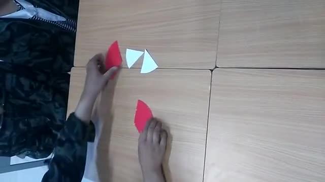 部审湘教版八年级数学下册精品ppt课件视频《两组对角相等判定平行四边形》.mp4